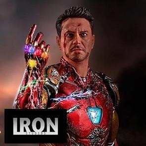 Iron Studios - Iron Man - Avengers: Endgame - BDS Art Scale Statue