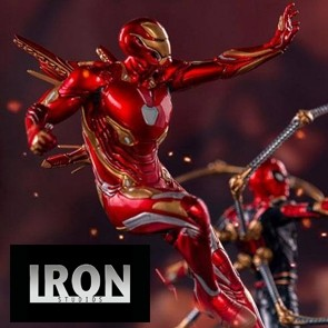 Iron Studios - Iron Man Mark L - Infinity War - BDS Art Scale Statue