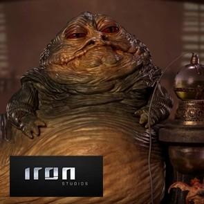 Iron Studios - Jabba the Hutt - Star Wars - Deluxe Art Scale Statue