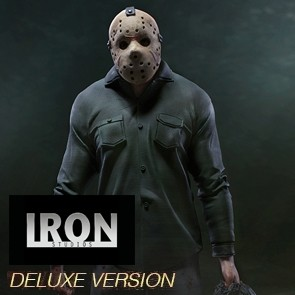 Iron Studios - Jason Voorhees - Friday the 13th - Deluxe Art Scale Statue