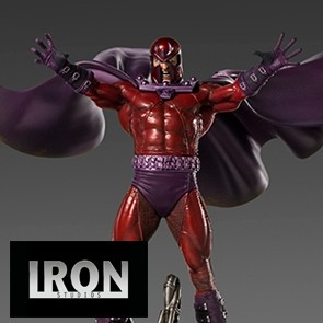 Iron Studios - Magneto - Marvel Comics - BDS Art Scale