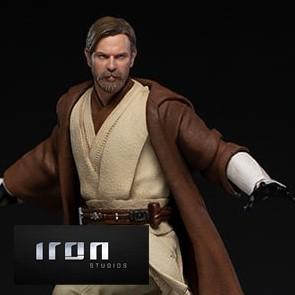 Iron Studios - Obi-Wan Kenobi - Star Wars: Episode III - BDS Art Scale Statue