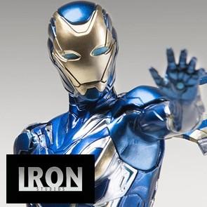 Iron Studios - Pepper Potts - Rescue Suit - Endgame - Art Scale Statue