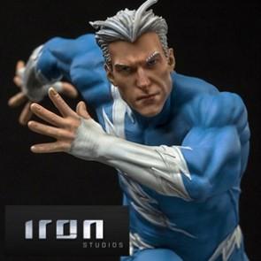 Iron Studios - Quicksilver - Marvel Comics - Art Scale Statue