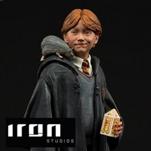Iron Studios - Ron Weasley - Harry Potter - Art Scale Statue