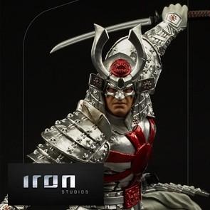 Iron Studios - Silver Samurai - Marvel Comics - Art Scale Statue