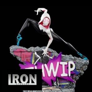 Iron Studios - Gwen Stacey - In to the Spider-Verse - BDS Art Scale Statue