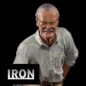 Iron Studios - Stan Lee - Art Scale Statue