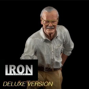 Iron Studios - Stan Lee - Deluxe BDS Art Scale Statue