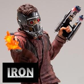 Iron Studios - Star Lord - Avengers: Endgame - Art Scale Statue