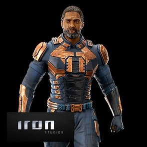 Iron Studios - Bloodsport - The Suicide Squad - Art Scale Statue