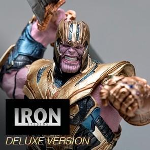 Iron Studios - Thanos - Avengers: Endgame - BDS Art Scale Statue