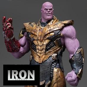 Iron Studios -Thanos - Black Order - Avengers: Endgame - BDS Art Scale Statue