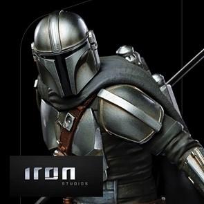 Iron Studios - The Mandalorian - Star Wars: The Mandalorian - BDS Art Scale Statue