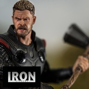 Thor - Avengers: Infinity War - BDS Art Scale Statue - Iron Studios
