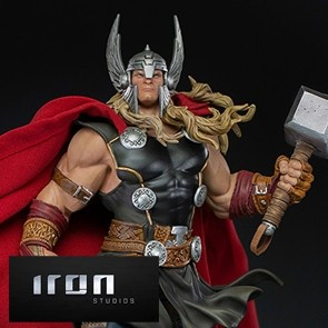 Iron Studios - Thor - Art Scale Unleashed Deluxe