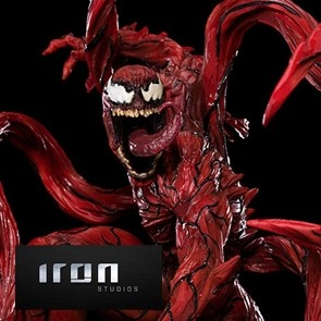 Iron Studios - Carnage - Let There Be Carnage - BDS Art Scale Statue
