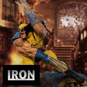 Iron Studios - Wolverine - X-Men - BDS Art Scale Statue