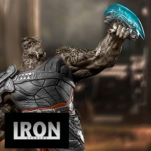 Cull Obsidian - Infinity War - BDS Art Scale Statue - Iron Studios