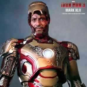 Iron Man 3 Mark XLII (Limited Edition) - Hot Toys