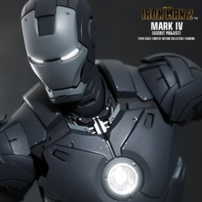 Iron Man Mark IV-Secret Project - Hot Toys