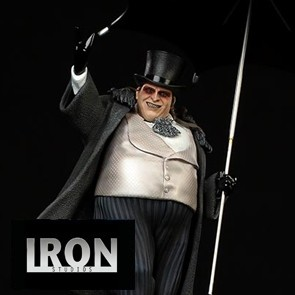 Iron Studios - Penguin - Batman Returns - Deluxe Art Scale Statue