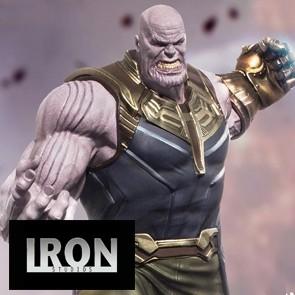 Thanos - Avengers: Infinity War - Iron Studios