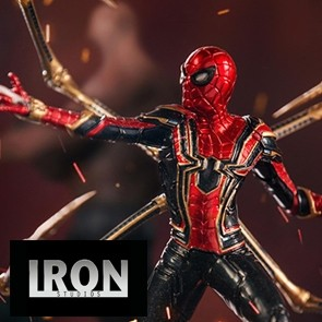 Iron Studios - Iron Spider-Man - Infinity War - BDS Art Scale Statue