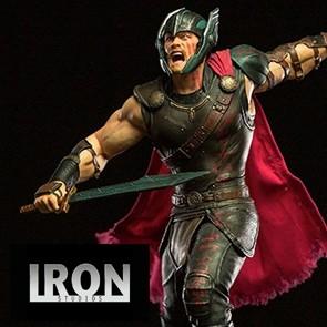Thor - Thor:Ragnarok - Battle Diorama Series Statue - Iron Studios