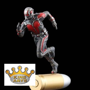 Ant Man Posed character with bullet - King Arts