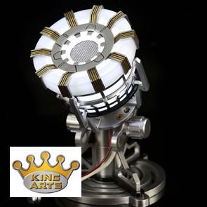 1/1 Mark 3 Arc Reactor- Iron Man 1 - Diecast - King Arts