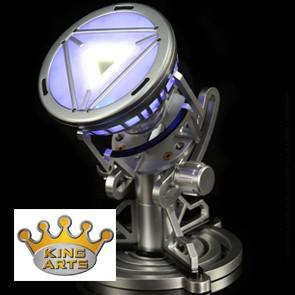 1/1 Mark 6 Arc Reactor- Iron Man 2 - Diecast - King Arts
