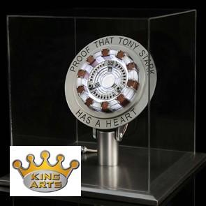 1/1 Arc Reactor Pepper Potts Gift - Iron Man - King Arts