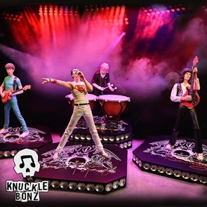 KnuckleBonz -The Queen Rock - 4er-Pack Limited Edition
