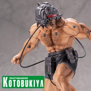 Kotobukiya - Weapon X - Marvel Comics - Fine Art Statue