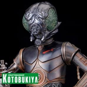 1/10th 4-LOM - ArtFX +Statue - Kotobukiya