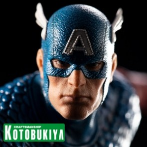 Kotobukiya - Captain America - ArtFX Premier Statue