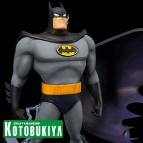 Kotobukiya - Batman Opening Sequence Ver. - Batman The Animated Series ARTFX+ Statue