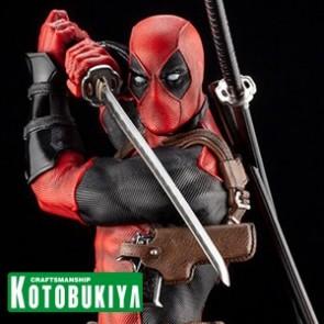 Kotobukiya - Deadpool - Marvel Universe - Fine Art Statue