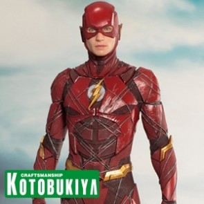 Flash- Justice League - ArtFX+ Statue - Kotobukiya