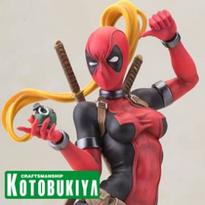 Lady Deadpool - Marvel Bishoujo Collection