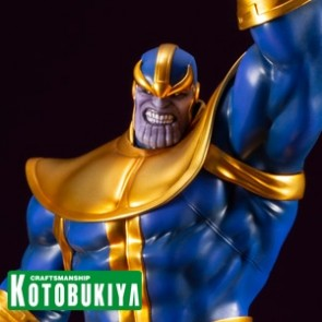 Kotobukiya - Thanos - Marvel Comics - ArtFX Statue