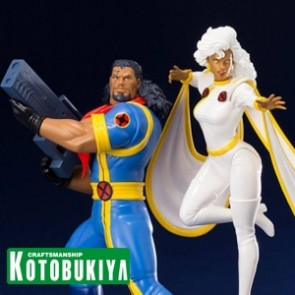 X-Men '92 Bishop & Storm - Marvel Universe - ArtFX+Kotobukiya