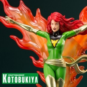 Phoenix Furious Power - 1/10th ArtFX+ Statue Kotobukiya-
