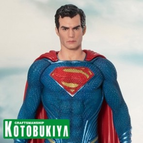 Superman - Justice League - ArtFX+ Statue - Kotobukiya