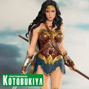 Wonder Woman - Justice League - ArtFX+ Statue - Kotobukiya