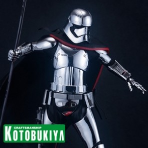 1/7th Captain Phasma - ARTFX Statue - Kotobukiya
