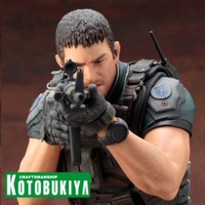 Chris Redfield - Resident Evil: Vendetta - ARTFX Series - Kotobukiya
