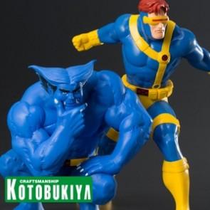 1/10th Cyclops & Beast ArtFX+ Statuen - Kotobukiya