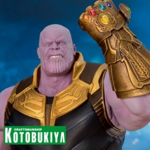 1/10th Thanos ArtFX +Statue - Kotobukia